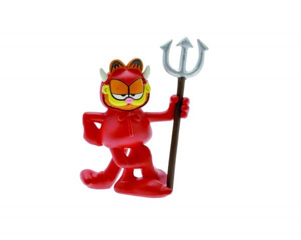 Garfield Teufel - Schlüsselanhänger