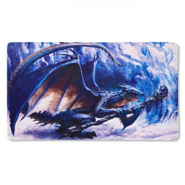 Dragon Shield: Playmat – Sapphire: Dragon Royenna *limited*