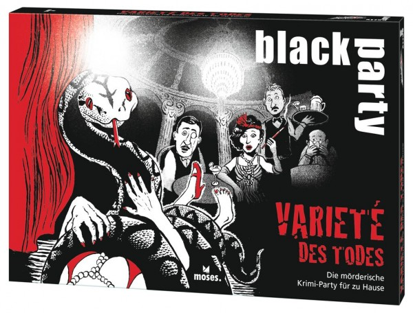 black party – Das Varieté des Todes