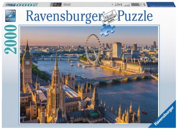 Puzzle: Stimmungsvolles London (2000 Teile)