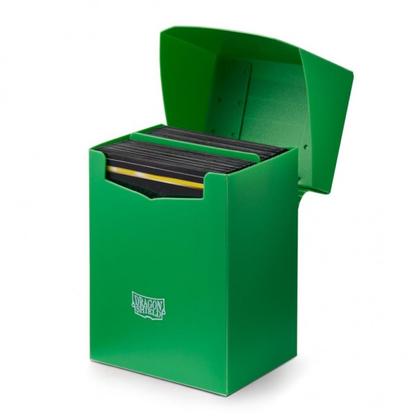 Dragon Shield: Deck Shell 75+: Green