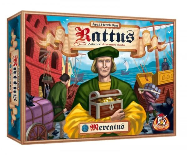 Rattus: Mercatus Erweiterung