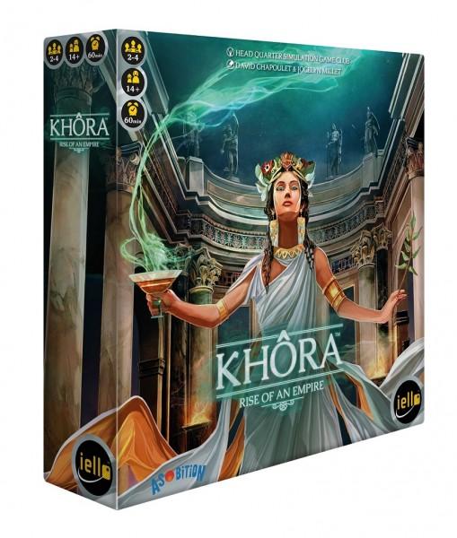 Khôra - Rise of an empire(englisch)