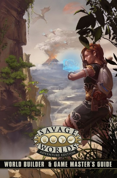 Savage Worlds: World Builder & Game Masters Guide