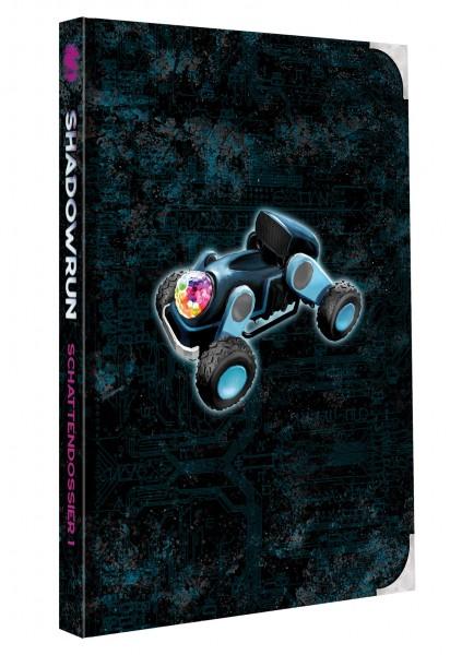 Shadowrun: Schattendossier 1 *limitierte Ausgabe *