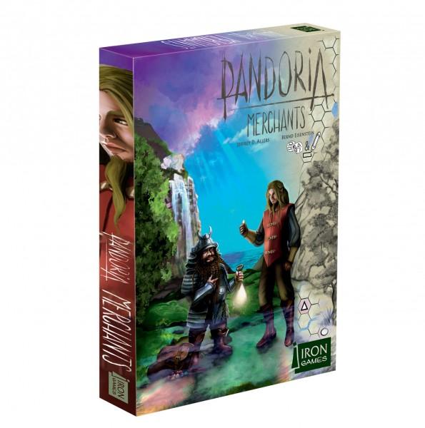 Pandoria Merchants (International)