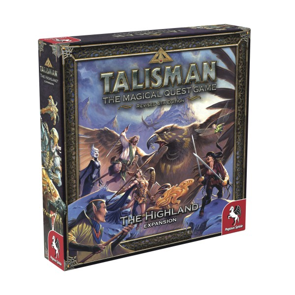 Talisman: The Highland [Expansion]
