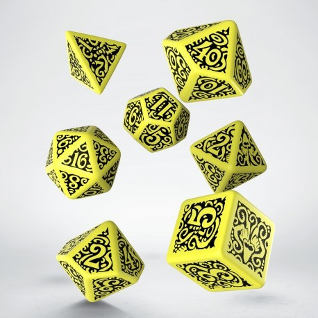 Call of Cthulhu: The Outer Gods Hastur Dice Set (7)