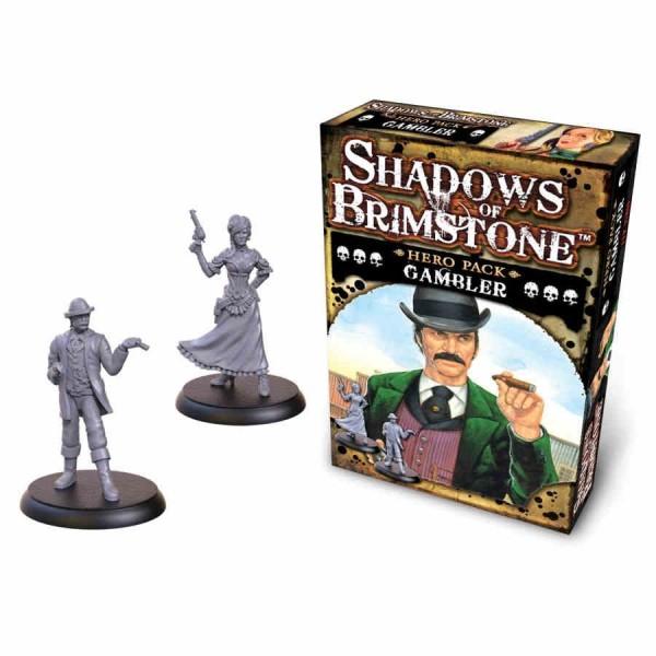 Shadows of Brimstone: Hero Pack – Gambler [Expansion]