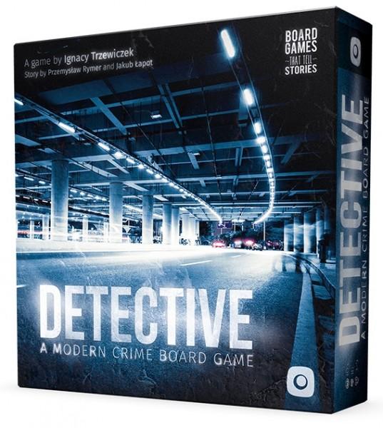 Detective (englische Ausgabe)