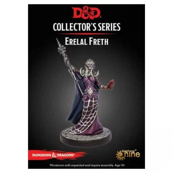 D&D: Dungeon of the Mad Mage: Erelal Freth (1 Figur)
