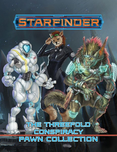 Starfinder: The Threefold Conspiracy Pawn Collection