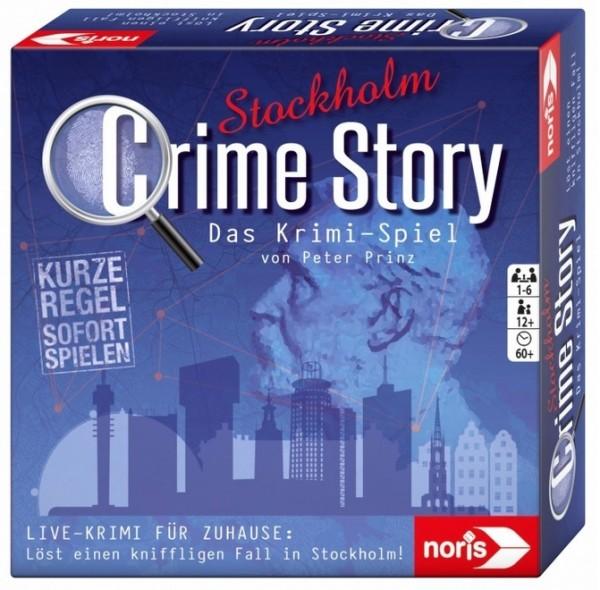 Crime Story – Stockholm