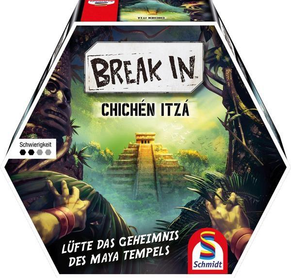Break In – Chichén Itzá