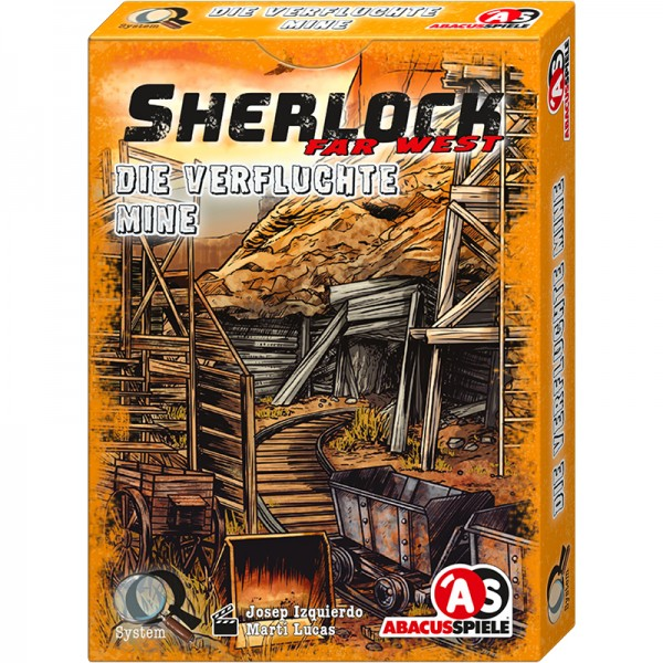 Sherlock Far West – Die verfluchte Mine