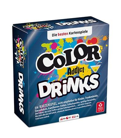 Color Addict – Drinks