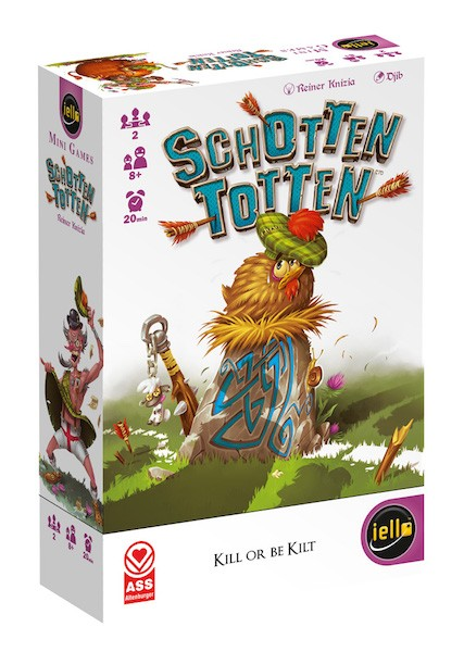 Schotten Totten (Mini Game)