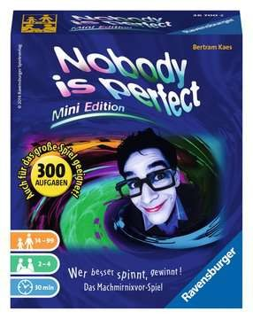 Nobody is perfect – Mini *Neu*
