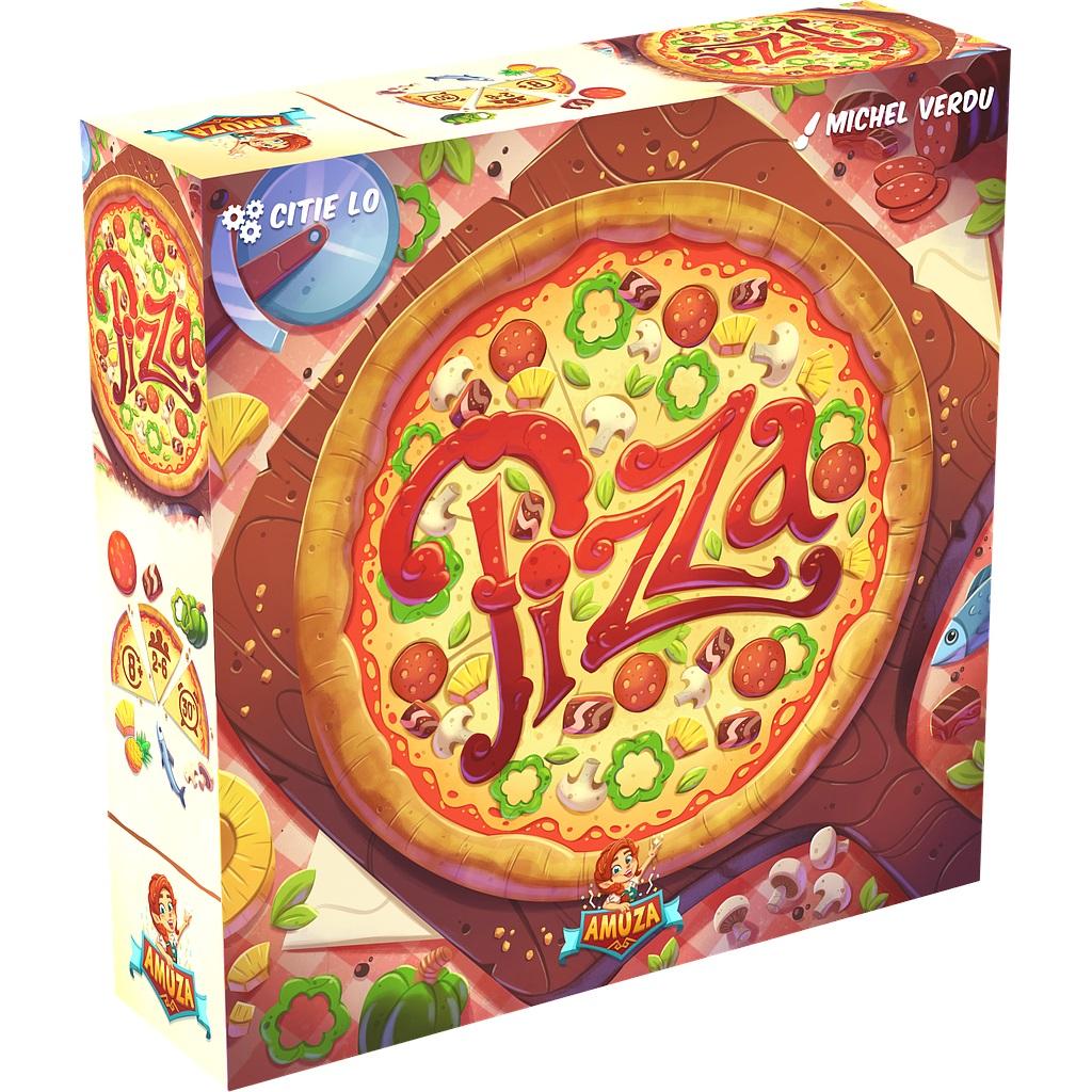 Pizza Machen Spiele