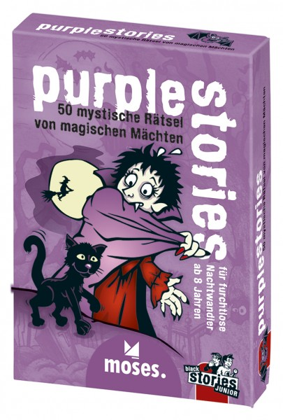 black stories Junior – purple stories