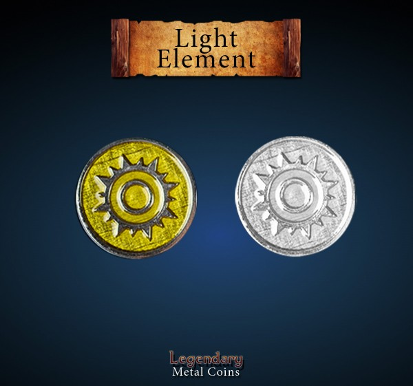 Light Element Set (12 Stück)