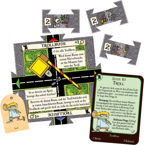 Munchkin Quest: Trollbude [Mini-Erweiterung]