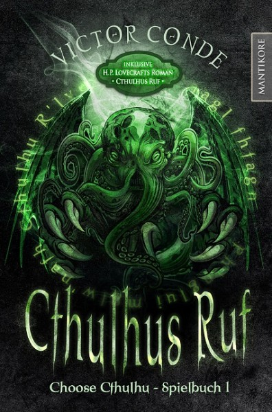 Choose Cthulhu #1 – Cthulhus Ruf (Softcover)