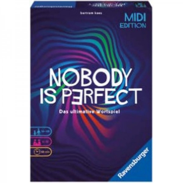 Nobody is perfect - Extra Edition