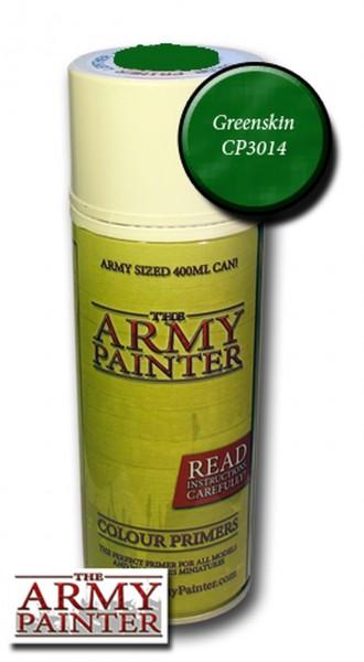 Army Painter Primer: Greenskin (400ml)