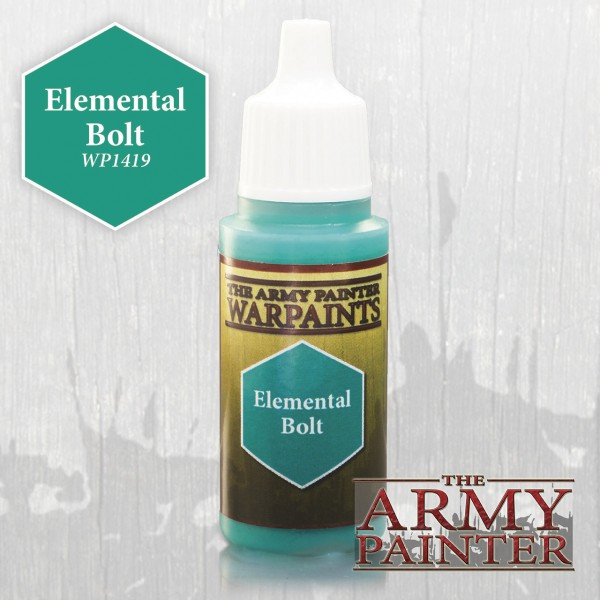 Army Painter Paint: Elemental Bolt