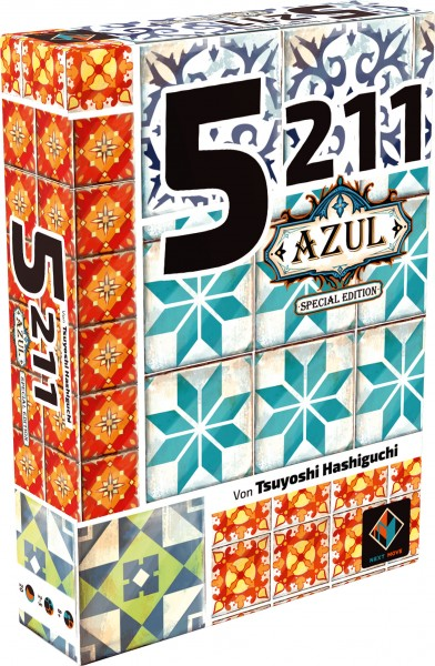 5211 - Azul Edition (Next Move Games)