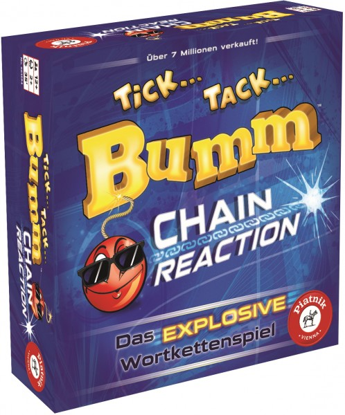 Tick Tack Bumm - Chain Reaction