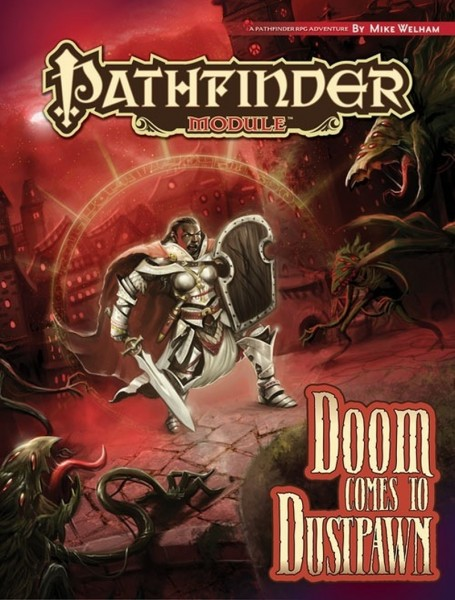 Pathfinder: Doom comes to Dustpawn