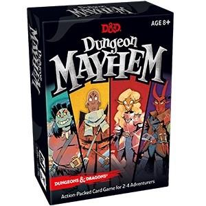 Dungeons & Dragons: Dungeon Mayhem (englisch)