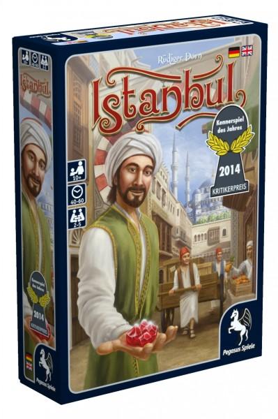 Istanbul *Kennerspiel des Jahres 2014*