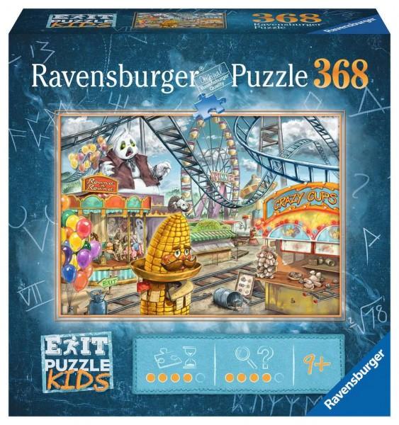 EXIT Puzzle Kids: Im Freizeitpark (368 Teile)