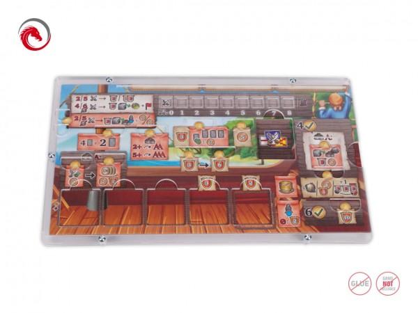 Board Game Organizer: Maracaibo