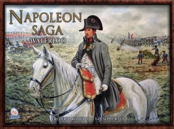 Napoleon Saga Waterloo