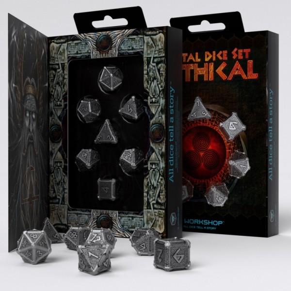Metall Mythical Dice Set (7)