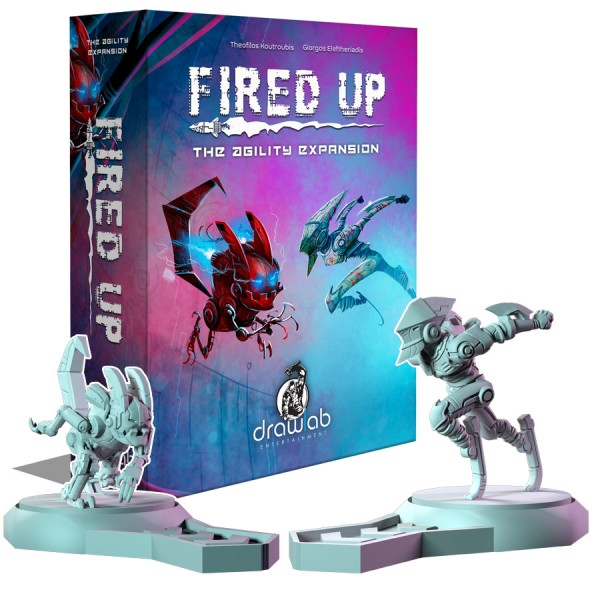 Fired Up: Agility [Expansion]