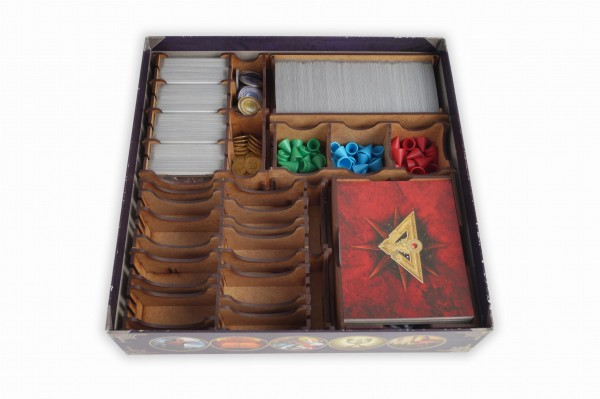 Insert: Talisman + Expansions + Cardholder