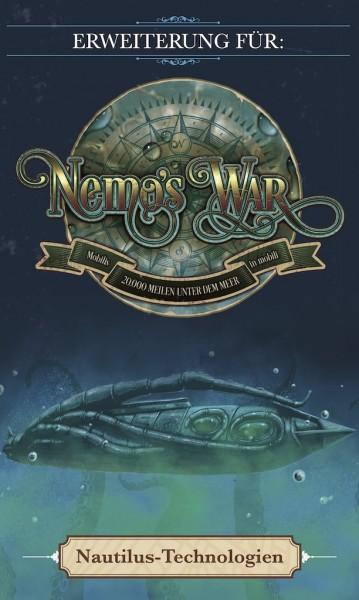 Nemo's War – Nautilus-Technologien [Erweiterung]