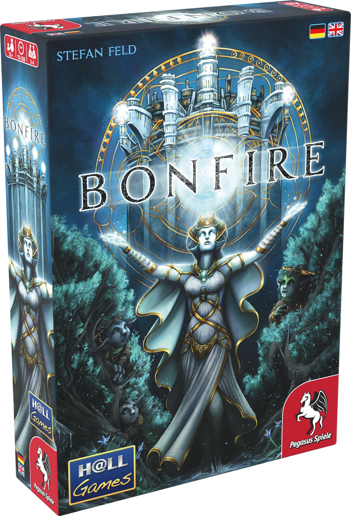 Bonfire -  Pegasus Spiele