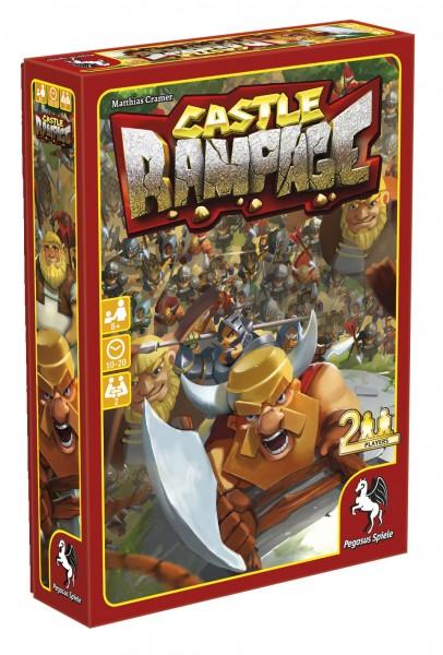 Castle Rampage (englische Ausgabe)
