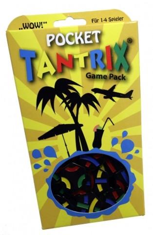 Tantrix: Pocket Motiv Urlaub (gelb)
