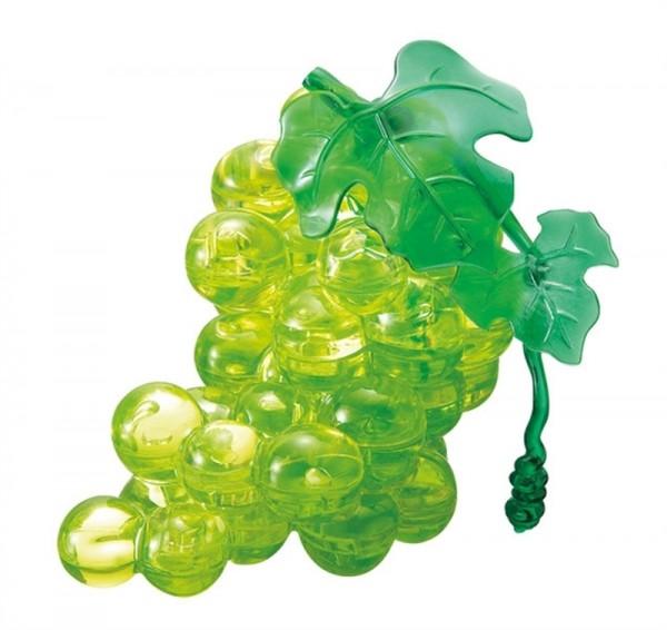 Crystal Puzzle: Traube (grün)