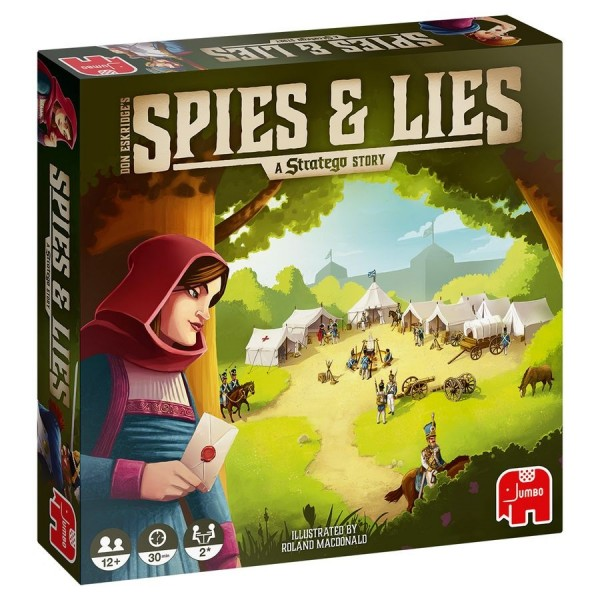 Spies & Lies – a Stratego Story