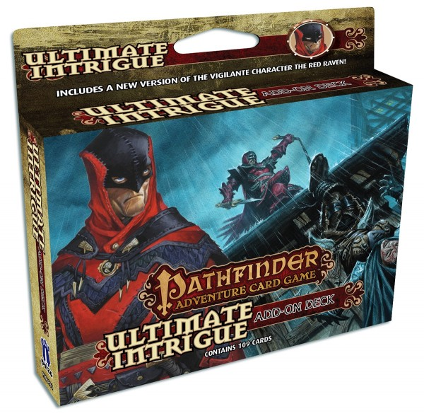 Pathfinder Adventure Card Game: Ultimate Intrigue Add-On