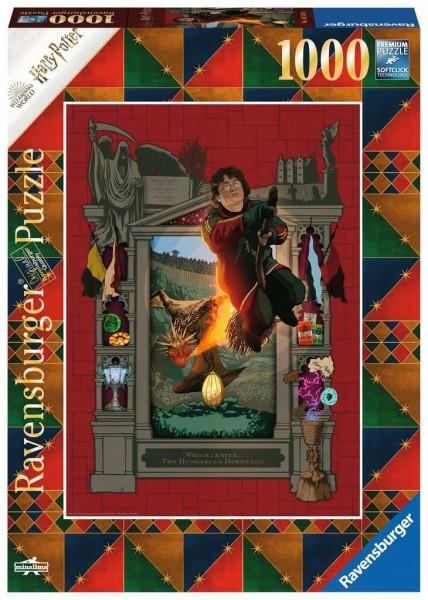 Puzzle: Harry Potter und das Trimagische Turnier (1000 Teile)