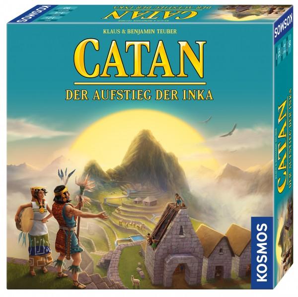 Catan – Der Aufstieg der Inka
